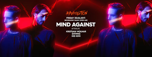 Mind Against - Raveolution