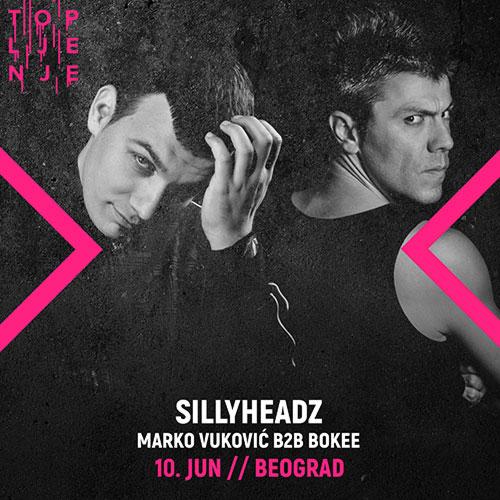 Topljenje 2017 - Sillyheadz - Marko Vuković b2b Bokee