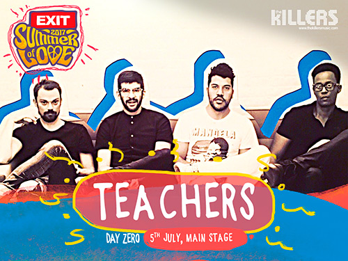 Exit 2017  - Teachers
