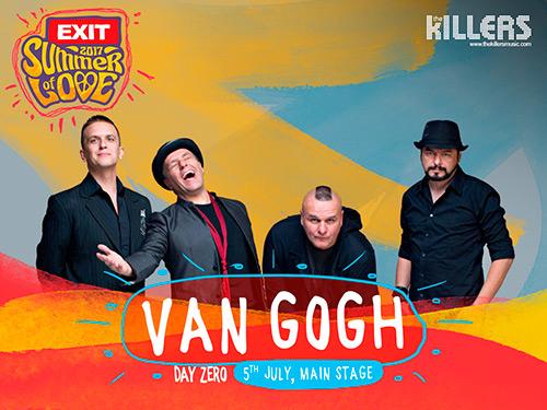 Exit 2017 - Van Gogh