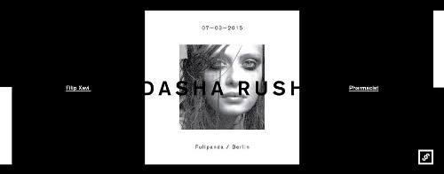 DJ DASHA RUSH: Lepotica za gramofonima nastupa ovog vikenda u Beogradu! | Klub DRUGSTORE | 2015