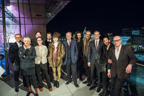 MARTI POPIVODI juče uručena prestižna nagrada za vizuelnu umetnost! | Akademija umetnosti u Berlinu | 2015