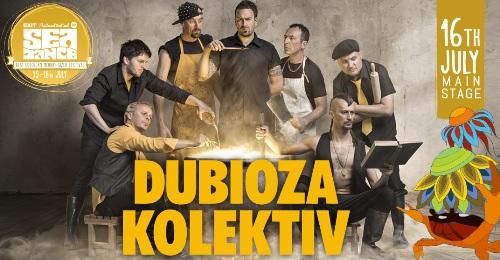 DUBIOZA KOLEKTIV: Balkanska atrakcija koja je osvojila svet na SEA DANCE festivalu! | 2015