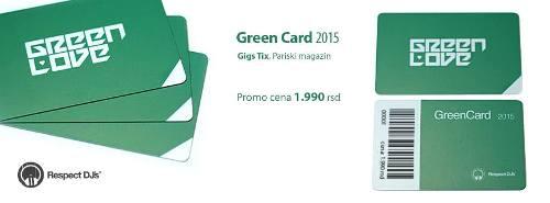 GREEN BASS FESTIVAL: Prava poslastica za ljubitelje hip hop i drum and bass muzike! | Spens | Novi Sad | 2015