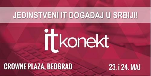 ITKONEKT: Prvi IT sajam zapoššljavanja u Srbiji! | Crown Plaza | Beograd | 2015