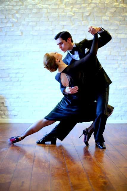 Beogradski tango susret   Ivan Terazas i Sara Gradan