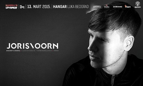 Najbolji svetski DJ-evi na SMIRNOFF ILLUMINATO žurkama ovog vikenda! | Beograd & Novi Sad | 2015