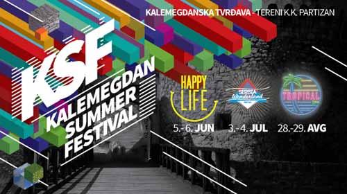 Kalemegdan Summer Festival: Happy Life, Serbia Wonderland & Tropical Inn! | Kalemegdanska tvrdjava | Beograd | 2015