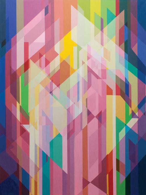 NEW MOMENT: Dvadeset četiri slikara, crtača i vajara i slikarska grupa Irwin! | Izložba | Milija Belić | Beograd | 2015