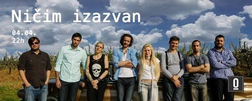 Koncert benda NIČIM IZAZVAN u Novom Sadu! | KC Utopia | 2015