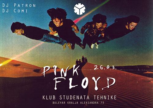 Specijal Kluba studenata tehnike: Pink Floyd veče | KST | Beograd