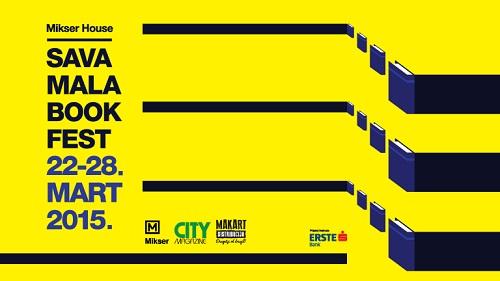 FILIP DAVID: Dobtinik NIN-ove književne nagrade otvara prvi savamalski festival knjige! | Mikser House | 2015