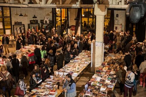 Počeo prvi SAVAMALA BOOK FEST! | Photo by Luka Trajković| Mikser House | Beograd | 2015