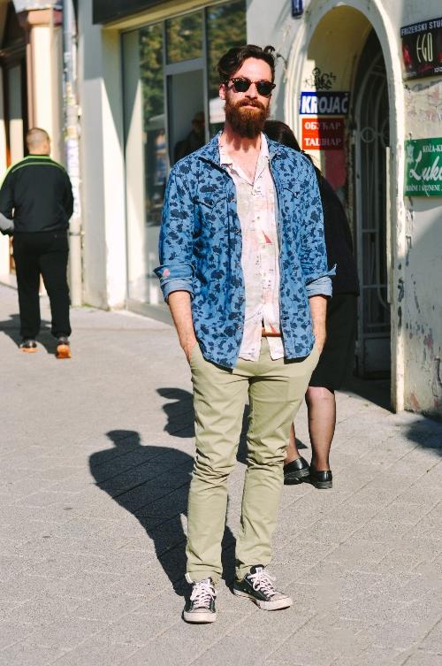 POKAŽI SVOJ STIL: Takmičenje Street Style Serbia! | Serbia Fashion Week | 2015