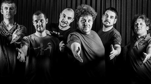 Energični splitski reperi TBF na MIKSER FESTIVAL-u!   2015