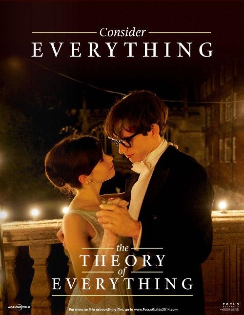 TEORIJA SVEGA: Od danas film o Stivenu Hokingu u bioskopima! | 2015