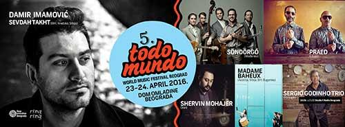 Peto izdanje World Music festivala