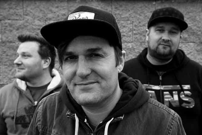 INE KAFE: Punk rock sastav iz Bratislave na evropskoj turneji! | Beograd | Bački Petrovac | 2015
