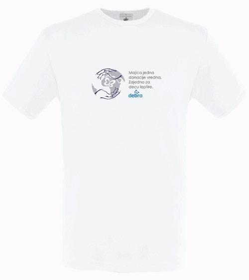 DEBRA: Velika kampanja za pomoc deci leptirima! Kupi majcu, pomozi detetu! | Humanitarna akcija | 2015