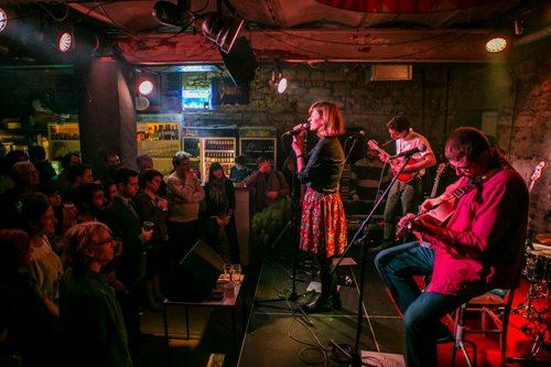 Alternative Endings Of Folkrock ove subote u KC GRAD-u! | On Tour | Beograd | 2015