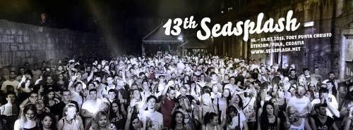 12th SEASPLASH: The Aftermovie odsad i na malom ekranu! | Pula |2015
