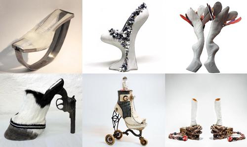 Virtual shoe museum: Zakoračite u muzej neobičnih cipela! | By Marina Đorđević