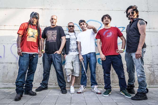 Asian Dub Foundation | Photo Umberto Lopez