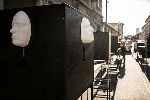 Umetnički konkurs Crna Kutija na Mikser Festivalu