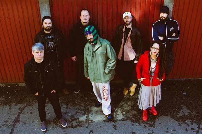 Hornsman Coyote & Soulcraft: Novi album SAFE PLANET | Ammonite Records & PDV