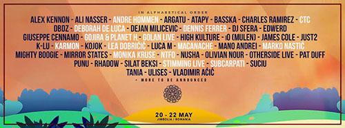 Jimbolia Electronic Music Festival