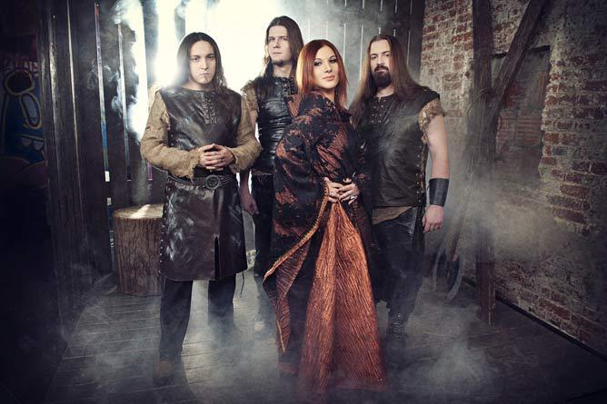 Ruski folk metal bend Kalevala