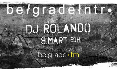 Belgrade Intro - DJ Rolando