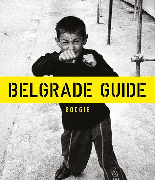 Boogie - Belgrade Guide - izložba i promocija knjige u galeriji New Moment
