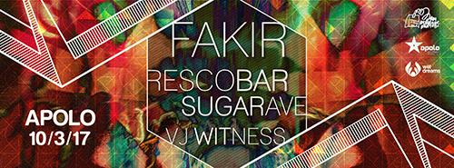 DJ Fakir na ASAP