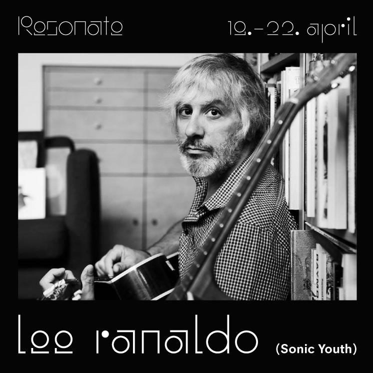 Lee Ronaldo (Sonic Youth)