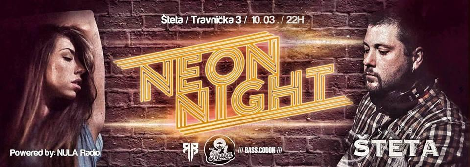 Neon Night u Šteti