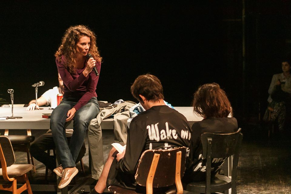 Predstava Rosmersholm