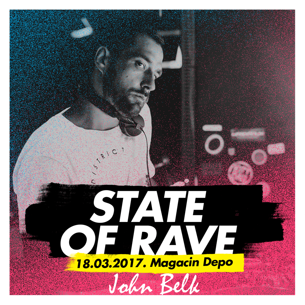 John Belk - State of Rave