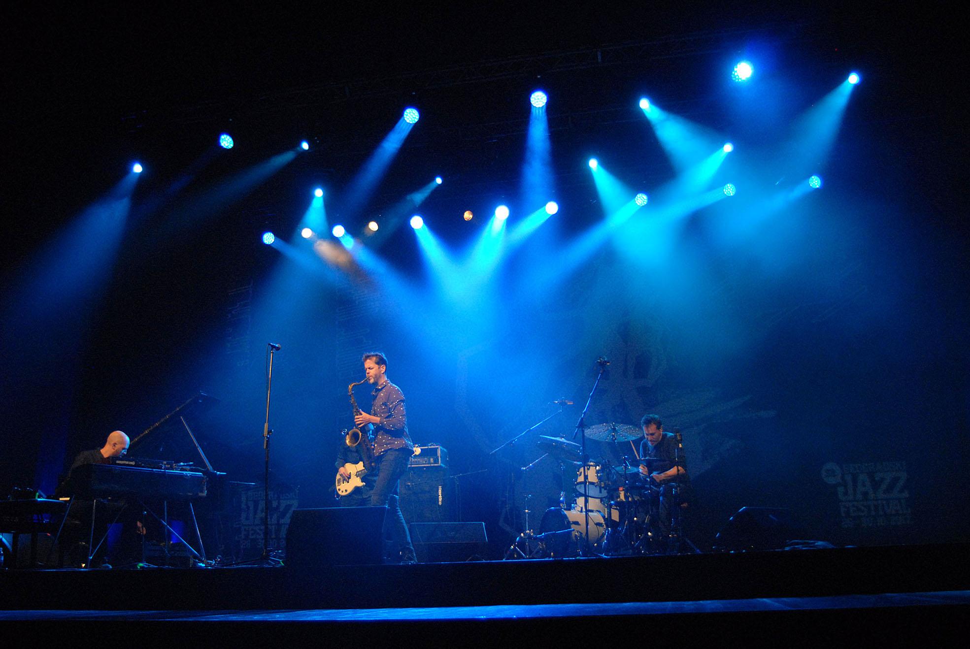 Beogradski Jazz Festival 2017