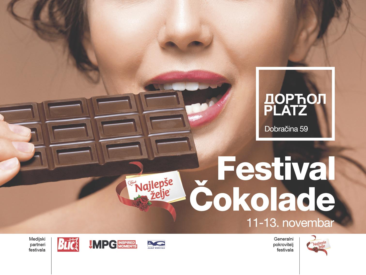 Festival Cokolade 2017, Dorcol Platz