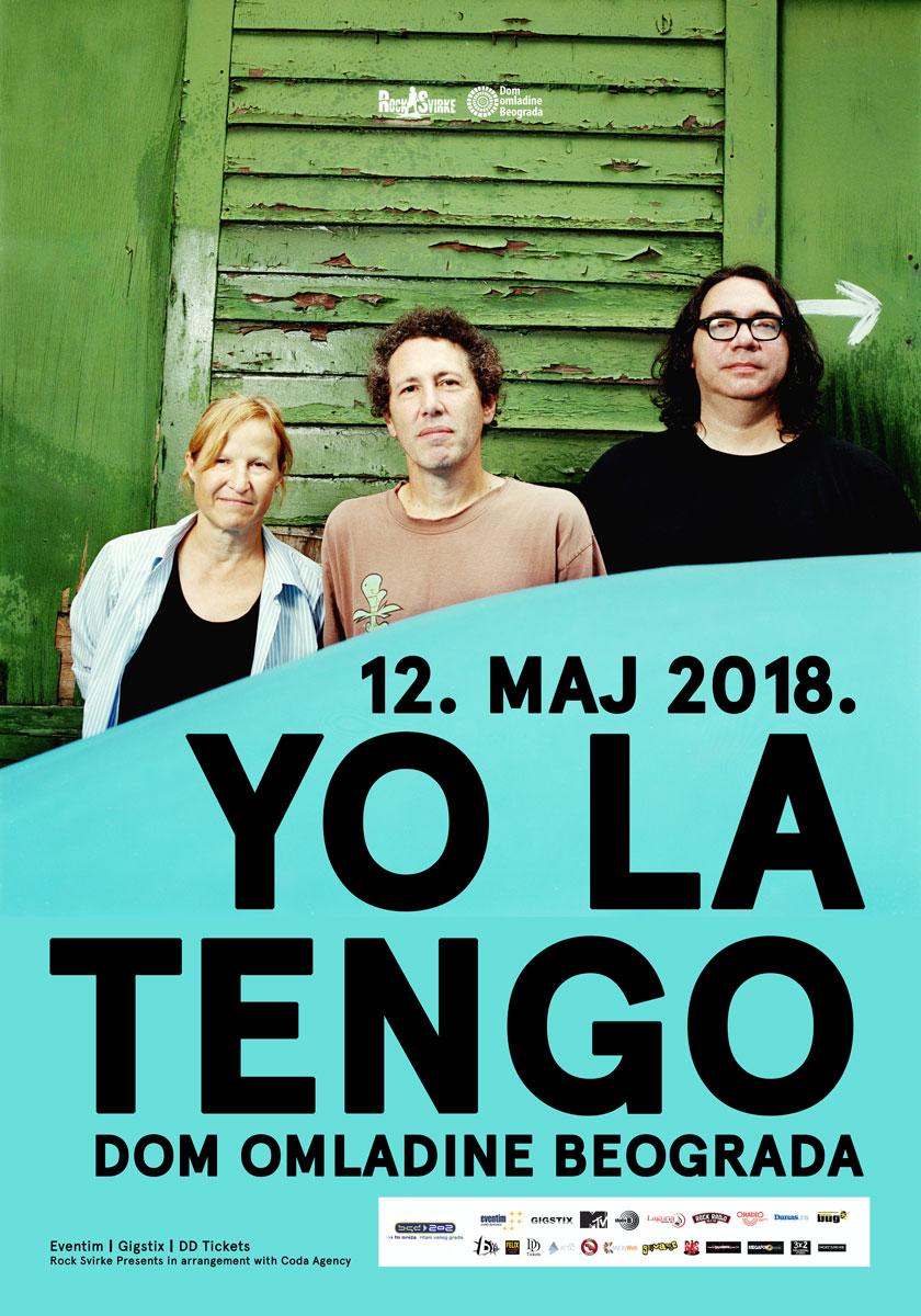 Yo La Tengo, Dom omladine Beograd