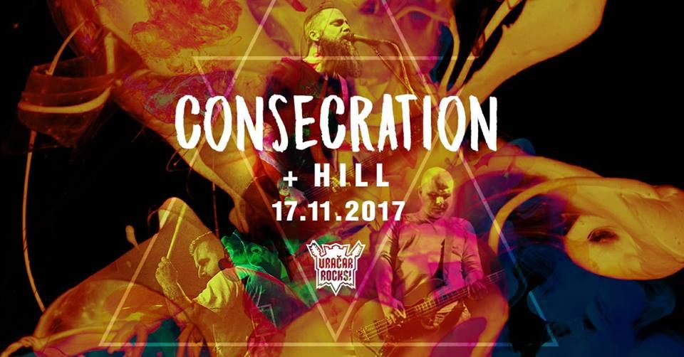 Consecration + Hill, Božidarac