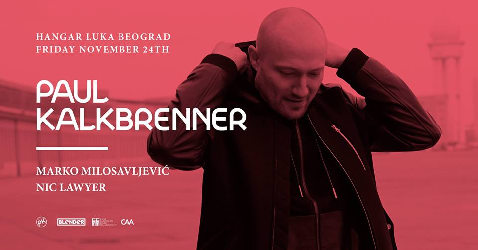 Blender, Paul Kalkbrenner