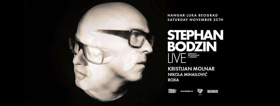 Blender, Stephan Bodzin