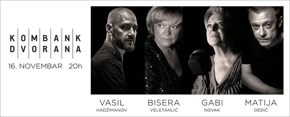 Vasil, Bisera, Gabi, Matija