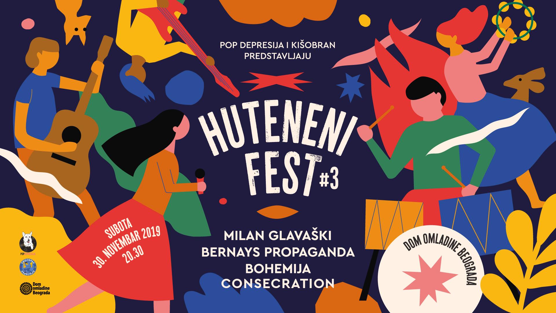 Hunteneni FEST