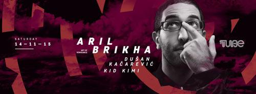 Iranski producent Aril Brikha stiže iz Berlina i još jednom gostuje u klubu The Tube