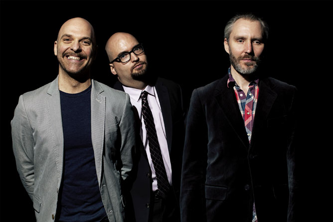 The Bad Plus | Photo by Cameron Wittig