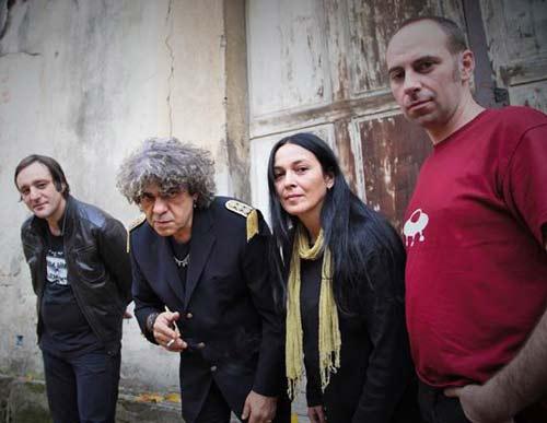 DISCIPLINA KIČME: Novi singl, novi album, dva koncerta! | Mascom records | Gun klub 2015