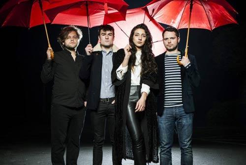 Intergalactic Lovers: Belgijska indie rok senzacija prvi put u Srbiji! | Novi Sad i Beograd 2015